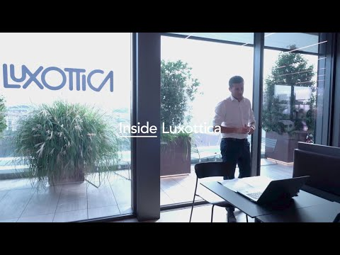 Inside Luxottica: meet Antonio D'Agostino, l'uomo dei Numeri