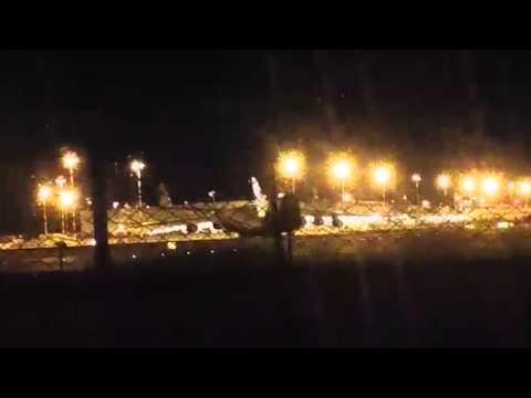 L'Antonov Mryia parte da Malpensa