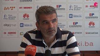Blaž Slišković: U utakmicu sa Slobodom moramo ući hladne glave''