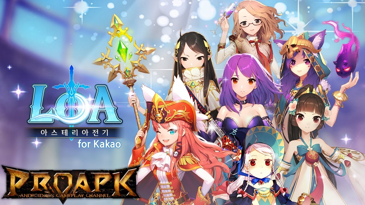 Legend of Asteria - LOA for Kakao