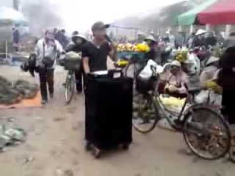 Đời Tôi Anh Kẹo Kéo - Hát Rong Nam Định