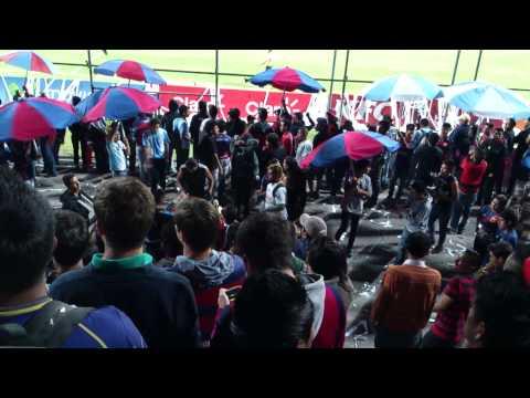 Tú hinchada nunca te va a dejar! - Mafia Azul Grana - Deportivo Quito