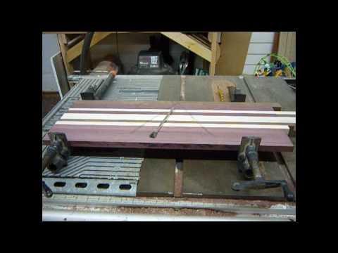 making an endgrain cutting board pt.2