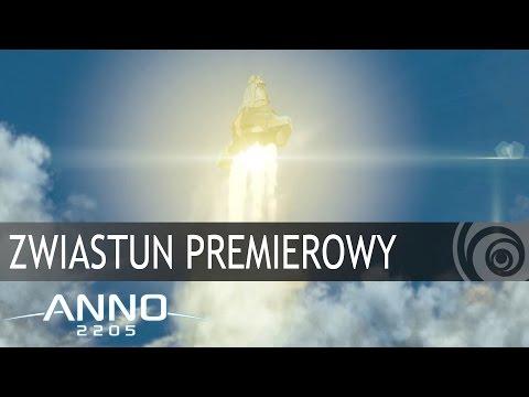 Anno 2205 - Zwiastun Premierowy видео