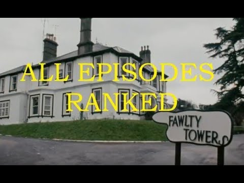 Fawlty Towers: All episodes ranked