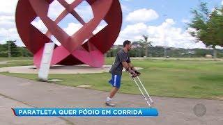 Superação: paratleta disputará a corrida mais tradicional da América do Sul