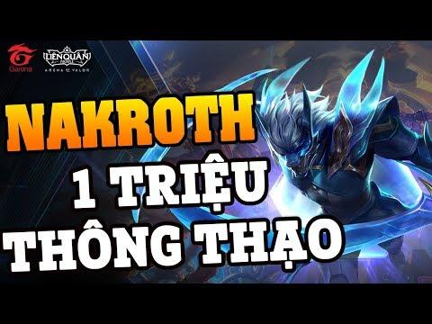 MSUONG Trở Lại Với Nakroth 1000000 thông thạo , Việt Nam Vô Địch Rồi !!!! - Thời lượng: 12:12.