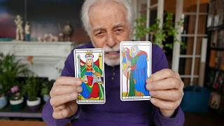 Video What do I need the most in my life? Tarot Reading by Alejandro Jodorowsky for N J Wilson MP3, 3GP, MP4, WEBM, AVI, FLV Agustus 2018