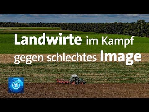 Kritik wegen Pestiziden und Massentierhaltung: Landwi ...