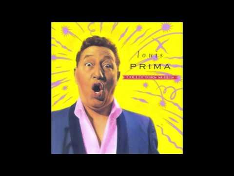 Tekst piosenki Louis Prima - I've Got The World On A String po polsku