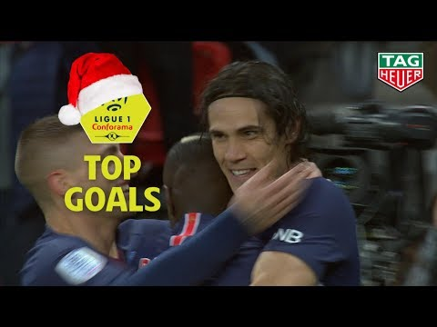 Top 10 Goals | Mid-season 2018-19 | Ligue 1 Conforama