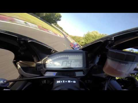 Honda CBR1000RR 2012 Nurburgring 7m15.68s