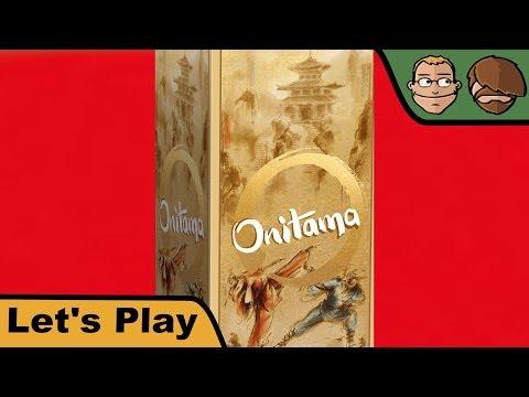 Onitama - Brettspiel - Let's Play