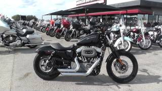 1. 423631 - 2012 Harley Davidson Sportster 1200 Nightster   XL1200N - Used motorcycles for sale