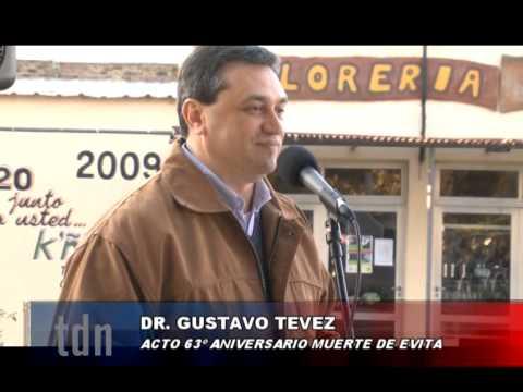ACTO EVA – Int. Tevez