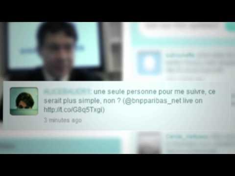 comment poser des questions lors d'une twitcam