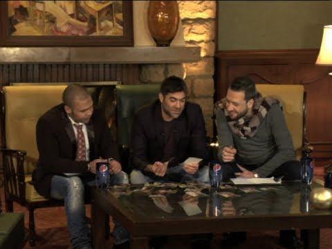 مشاورات وائل مع مساعديه في المعسكر المغلق - The X Factor 2013