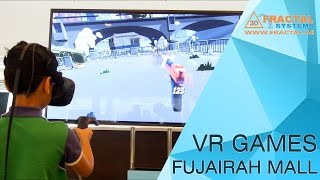 VR Games - Fujairah Mall
