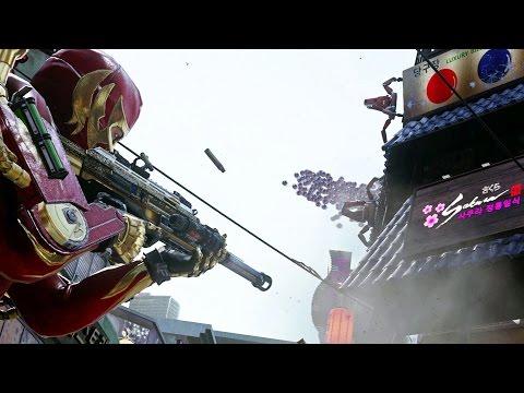 Трейлер игрового процесса Call of Duty: Advanced Warfare – Reckoning DLC
