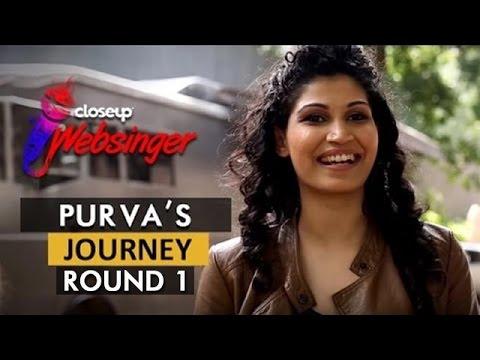 Video #CloseUpWebsinger - Top 6 | Purva Mantri | Journey To Fame download in MP3, 3GP, MP4, WEBM, AVI, FLV January 2017