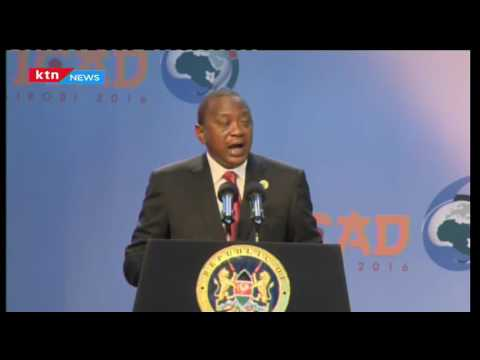 Japan Africa Pact Live Broadcast: Uhuru Kenyatta's speech