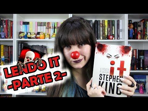 It: A Coisa - Stephen King [DIÁRIO DE LEITURA] #2