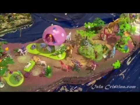 """Exposición con 10.000 figuras de Playmobil en """"El Batel"""" de Isla Cristina"""