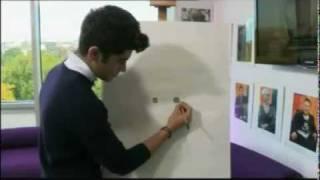Zayn Malik's drawing skills