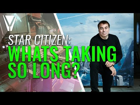 Star Citizen - What's taking so long?