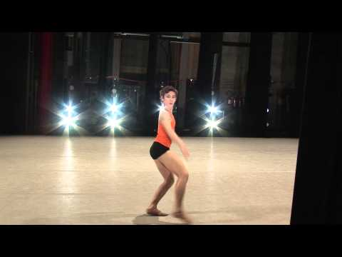 Simon Acri - Video Blog Day 6 - 2013 Prix de Lausanne