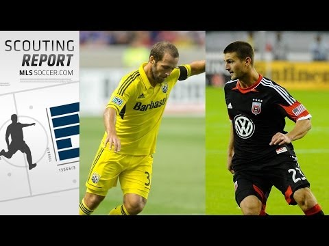 Video: D.C. United vs. Columbus Crew Preview | The Scouting Report