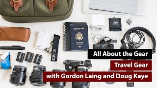 Travel Gear Review – All About the Gear