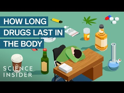 The More You Know! How long do DRUGS stay in your system?