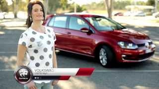 VW Golf  MK7 2013 / 2014 Volkswagen Review