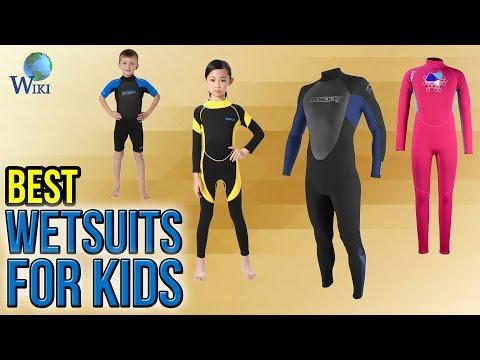9 Best Wetsuits For Kids 2017