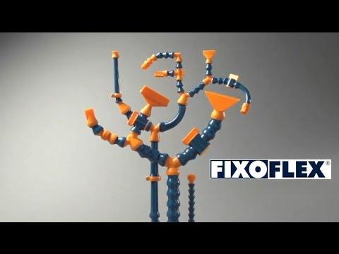 Vídeo: Tubos flexíveis FIXOFLEX