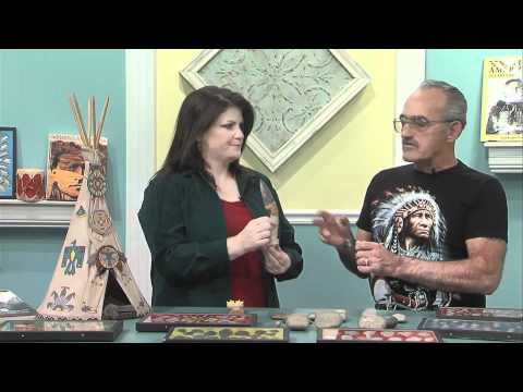 Hobbies, Crafts and Collectibles 108: Native American artifacts & seasonal crafts