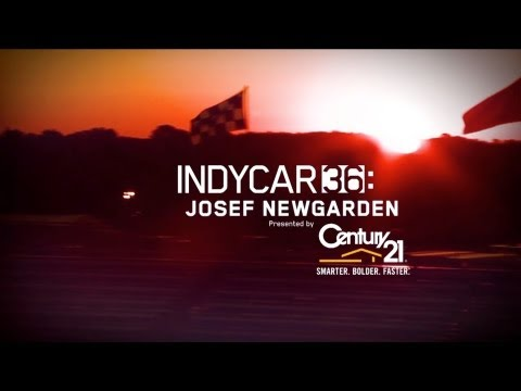 2013 INDYCAR 36: Josef Newgarden