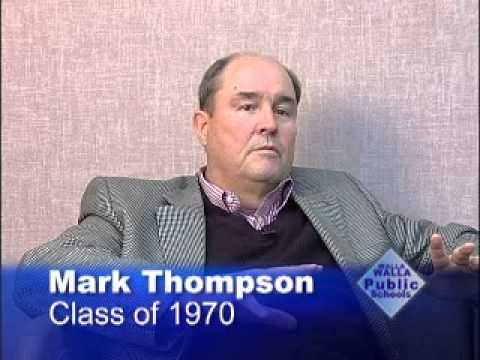 Alumni Connection: Mark Thompson, Class of 1970