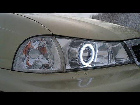 Daewoo фары регулировка снимок