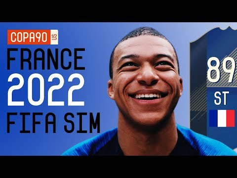 How Good Mbappé & France Will Be At 2022 World Cup - FIFA SIM | Ep. 1