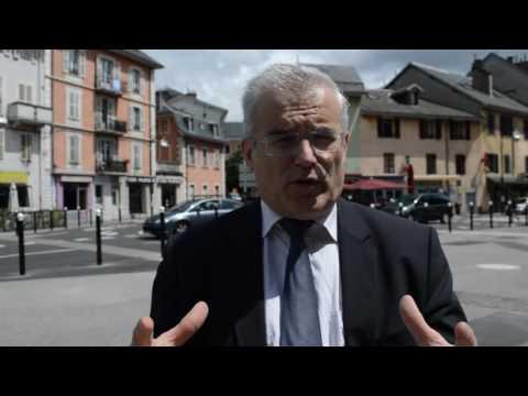 Michel Dantin sur le  projet Territoire Mobile