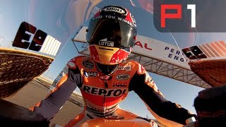 Video Amazing Marc Marquez onboard lap MP3, 3GP, MP4, WEBM, AVI, FLV September 2017