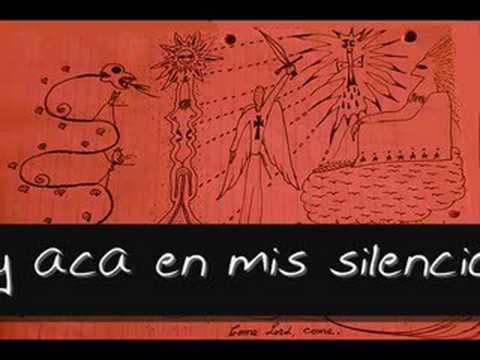 Pablo Neruda -TE AMO EN TU AUSENCIA- (видео)