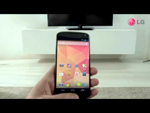 New Nexus 4 Video Ad for the UK