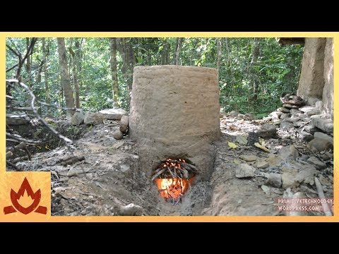 How To Make Your Own Kiln And Termite Clay