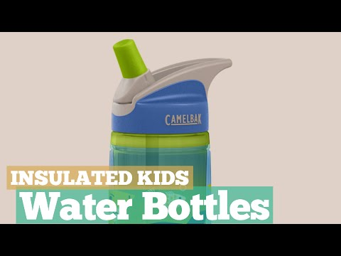 Insulated Kids Water Bottles // 12 Insulated Kids Water Bottles You've Got A See!