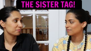 THE SISTER TAG