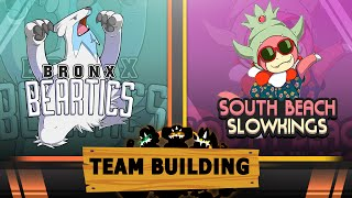 Bronx Beartics - Team Building for the South Beach Slowkings [UCL S2W1] by PokeaimMD