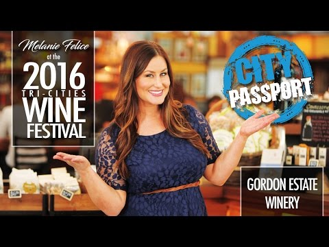 Gordon Estate Winery at the 2016 Tri-Cities Wine Festival